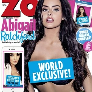 Abigail Ratchford Sexy (10 Photos) - Leaked Nudes