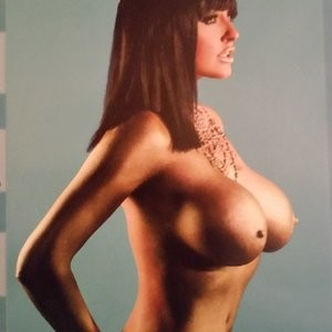 Abigail Ratchford Topless (1 Hot Photo) – Leaked Nudes