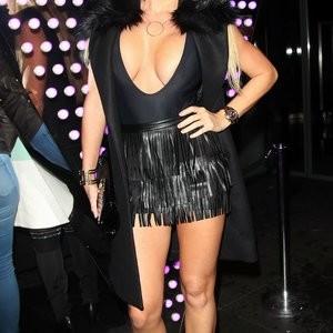 Real Celebrity Nude Aisleyne Horgan-Wallace 003 pic