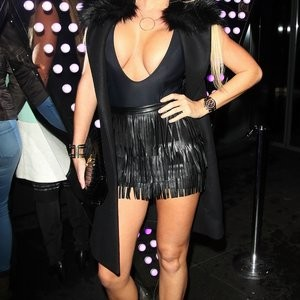nude celebrities Aisleyne Horgan-Wallace 005 pic