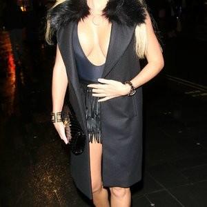 Hot Naked Celeb Aisleyne Horgan-Wallace 008 pic