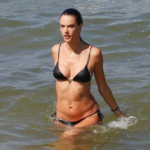 Alessandra Ambrosio in a Bikini (13 Photos) – Leaked Nudes