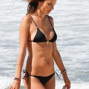 Alessandra Ambrosio in a Bikini (13 Photos) - Leaked Nudes