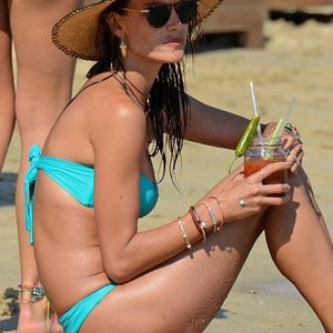 Alessandra Ambrosio in a Bikini (27 Photos) – Leaked Nudes