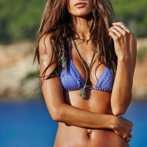 Alessandra Ambrosio in a Bikini (8 Photos) – Leaked Nudes