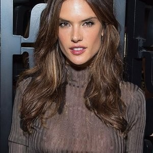 Alessandra Ambrosio See Through (13 Photos) – Leaked Nudes