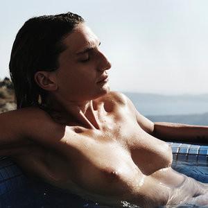 Real Celebrity Nude Alexandra Apostolidis 007 pic