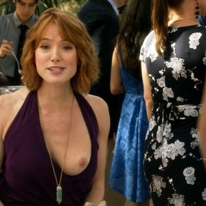 Alicia Witt Topless (5 Photos) - Leaked Nudes