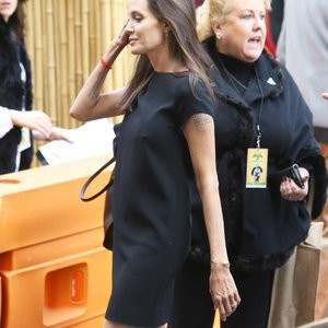 Angelina Jolie Pokies (18 Photos) - Leaked Nudes