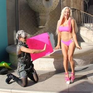 Angelique Morgan in a Bikini (15 Photos) - Leaked Nudes