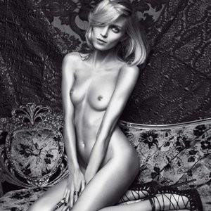 Anja Rubik  nackt