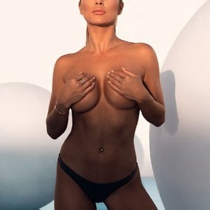 Arianny Celeste Sexy & Topless (4 Photos) – Leaked Nudes
