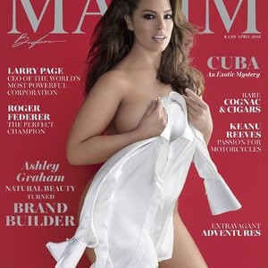 Ashley Graham Topless & Sexy (6 Photos) – Leaked Nudes
