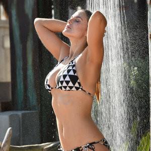 Naked Celebrity Ashley James 008 pic