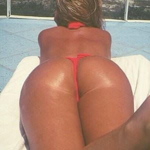 Aubrey O'Day Ass (1 Photo) – Leaked Nudes