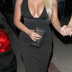 Aubrey O'Day Cleavage (6 Photos) - Leaked Nudes