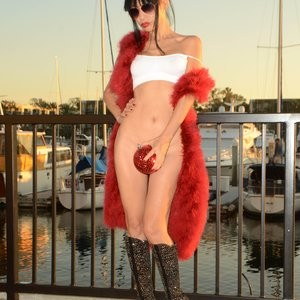 Leaked Celebrity Pic Bai Ling 009 pic
