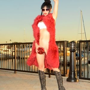 Real Celebrity Nude Bai Ling 016 pic
