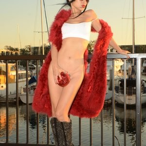 Best Celebrity Nude Bai Ling 024 pic