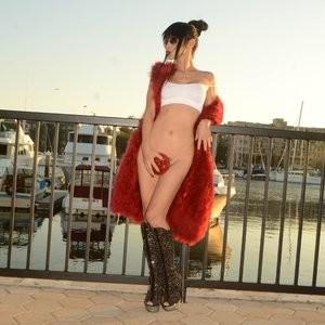 Celebrity Naked Bai Ling 037 pic