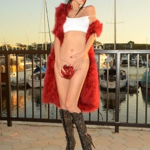 Famous Nude Bai Ling 050 pic