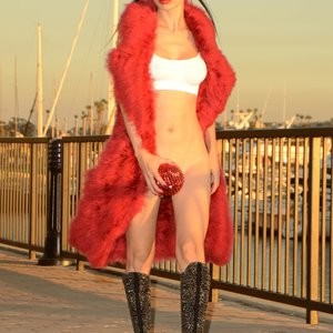 Leaked Celebrity Pic Bai Ling 058 pic