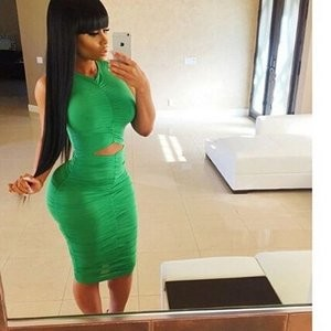 Naked celebrity picture Blac Chyna 016 pic