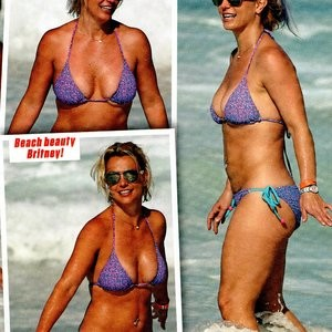 Britney Spears in a Bikini (2 Photos) – Leaked Nudes