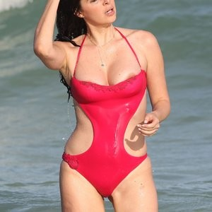 Free nude Celebrity Brittny Gastineau 007 pic
