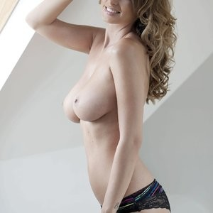 Naked Celebrity Rhian Sugden 001 pic