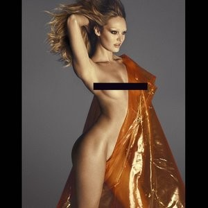 Candice Swanepoel Topless (9 Photos) - Leaked Nudes