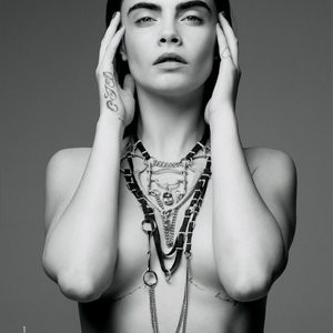 Cara Delevingne & Kendall Jenner in Love Magazine (7 Photos) - Leaked Nudes