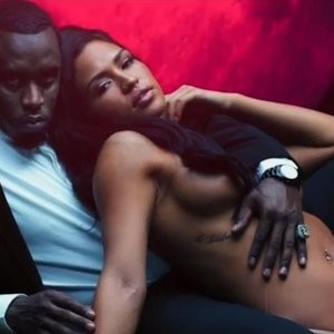 Cassie Ventura Topless (16 Photos + 1 GIF) – Leaked Nudes