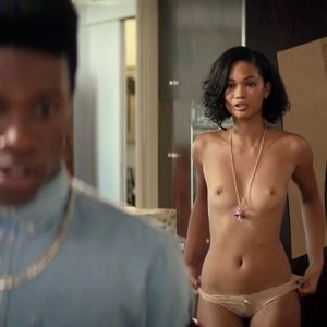 Leaked Celebrity Pic Chanel Iman, Nude Celebrity Videos 001 pic