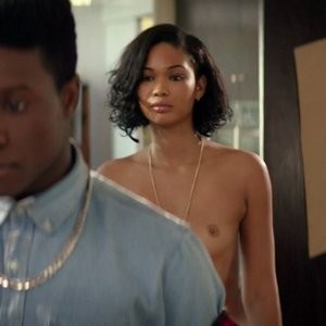 Free nude Celebrity Chanel Iman, Nude Celebrity Videos 003 pic