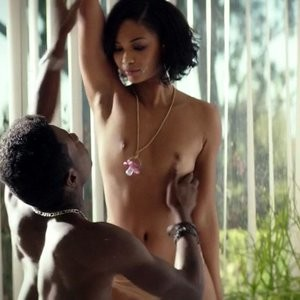 Celebrity Leaked Nude Photo Chanel Iman, Nude Celebrity Videos 008 pic