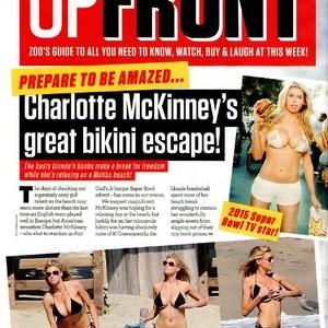Charlotte McKinney in a Bikini (4 New Photos) - Leaked Nudes