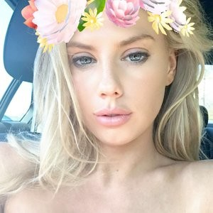 Newest Celebrity Nude Charlotte McKinney 002 pic