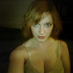 Christina Hendricks Naked (2 New Photos) - Leaked Nudes