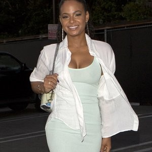 Naked celebrity picture Christina Milian 001 pic