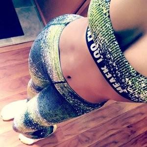 Christina Milian Cleavage (2 Photos) - Leaked Nudes