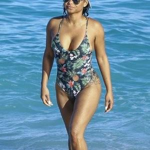 Famous Nude Christina Milian 038 pic