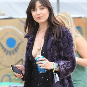 Daisy Lowe Cleavage (2 Photos) – Leaked Nudes
