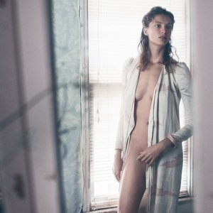 Famous Nude Daria Werbowy 006 pic
