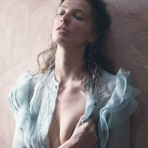 Real Celebrity Nude Daria Werbowy 007 pic