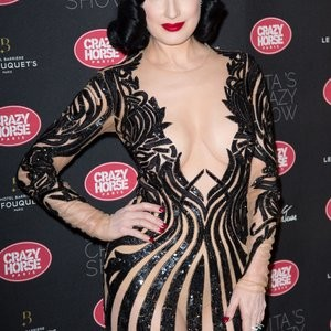 Nude Celebrity Picture Dita Von Teese 008 pic