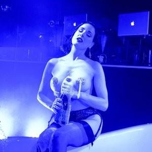 Dita Von Teese Topless (10 Photos) - Leaked Nudes