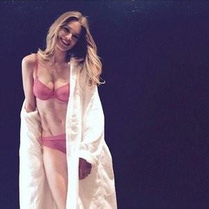Doutzen Kroes See Through (2 Photos) - Leaked Nudes