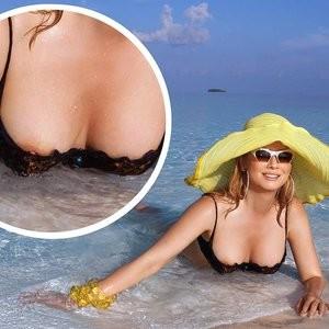 Elena Lenina Nipple Slip (2 Photos) - Leaked Nudes