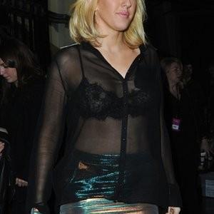 Ellie Goulding See Through (6 Photos) – Leaked Nudes
